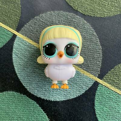 Lol Surprise Makeover Series Fuzzy Pets GO-GO BIRDIE BE PLAYED MBJD