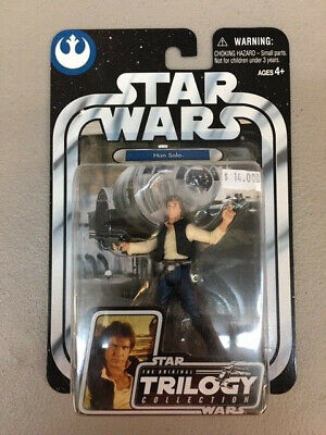 Hasbro Star Wars: Original Trilogy Collection Han Solo Figure (New)