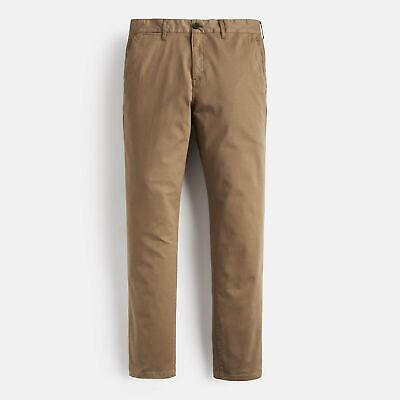 Joules Laundered Chino Trousers Brown Various Sizes