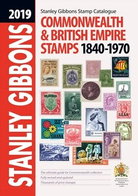 2019 COMMONWEALTH & EMPIRE STAMPS, Jefferies, Hugh