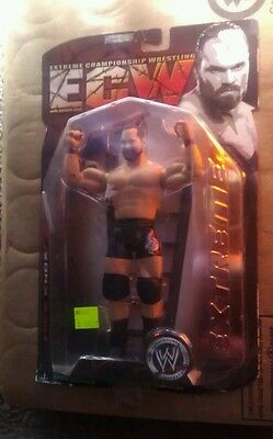 Mike Knox with Ladder accessory ECW Action Figure BRAND NEW wrestler