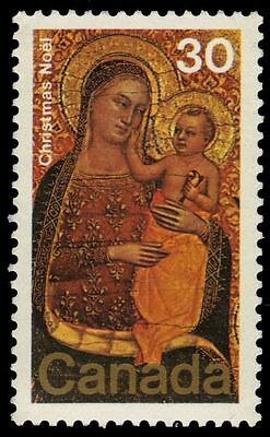 "CANADA 775 - Christmas ""Virgin and Child"" by Jacopo di Cione (pf87367)"