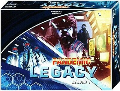 Zman Games Pandemic Legacy Season 1 Board Game