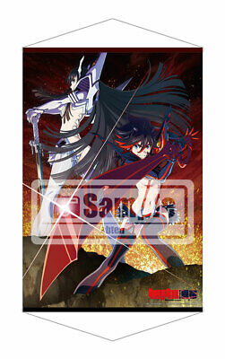 kill la kill the game official tapestry ebten version