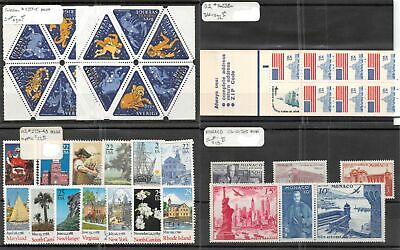 Lot of 110 Worldwide Mostly MNH Mint Select Dealer Stamps #138428 X
