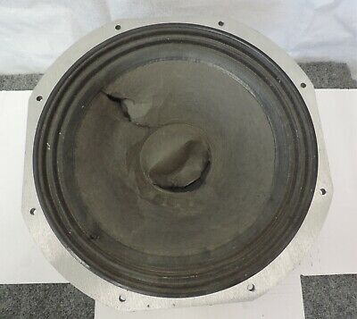 """PEAVEY SCORPION SPEAKER BASKET 10825-RBG  8-Ohm 10/"""" Replacement  NOS with Grill"""