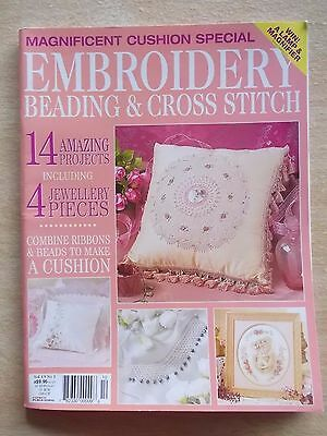 Embroidery Beading & Cross Stitch Vol 13 #1~Peacock~Purse~Peyote~Romper~Teddy