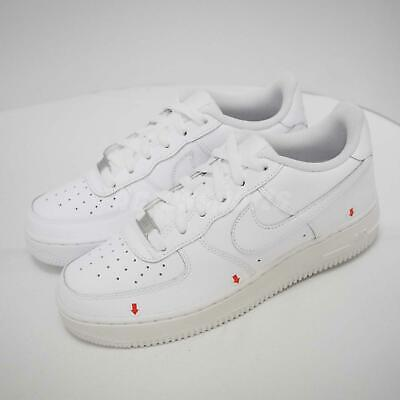 2e0eeb37c19008 Nike Air Force 1 GS AF1 Left Foot With Discoloration Kid Youth Shoes  314192-117