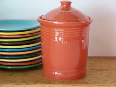 Fiesta® PAPRIKA Small Canister - Discontinued Color - 1st Quality