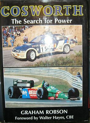 * Cosworth The Search for Power - Graham Robson *