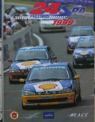 * Les 24 heures Spa Proximus 1999 *