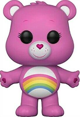 Funko POP! Animation: Care Bears Cheer Bear (Styles May Vary) Collectible Figure