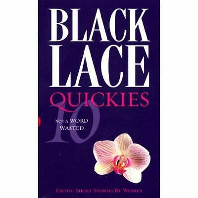 Quickies: Bk. 10 (Black Lace Quickies): 10 (Black Lace  - Paperback NEW Various