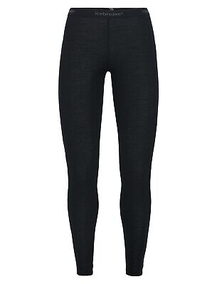 Icebreaker 175 Everyday Leggings Damen Funktionshose schwarz