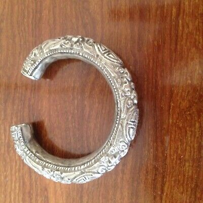 antique chinese silver bracelet date unknown