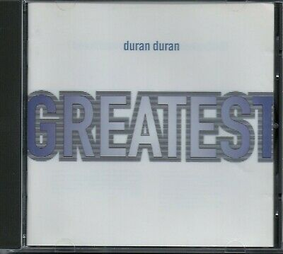 DURAN DURAN - Greatest - CD Album *Best Of**Hits**Singles**Collection*