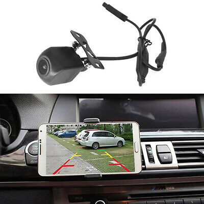 Wireless Backup Camera 150°WiFi Rear View Reverse Camera for Android ios B5Q3