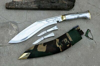10 Inches Blade Alumunium Handle service no 1 kukri/khukuri/Machete