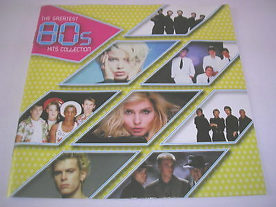 The Greatest 80s Hits Collection - CD X 2 (2006)