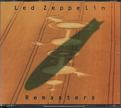 LED ZEPPELIN - Remasters - 2xCD Album *Best Of**Collection* *FATBOX CASING*