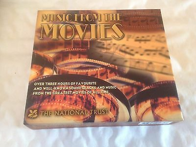 """Music From The Movies - CD X 3 - """"Past Times"""" (2003)"""