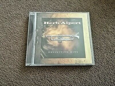 Herb Alpert - Definitive Hits (2001) CD  Latin Pop