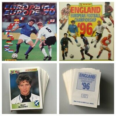 PANINI EURO 96  Stickers. Complete your set, 1, 2, 3, 4, 5,10,15,25 available