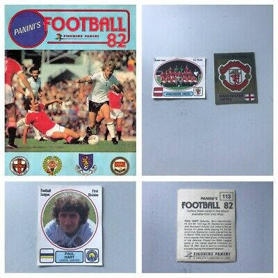 PANINI FOOTBALL 82 Stickers. Complete your set, 1, 2, 3, 4, 5,10,15,25 available