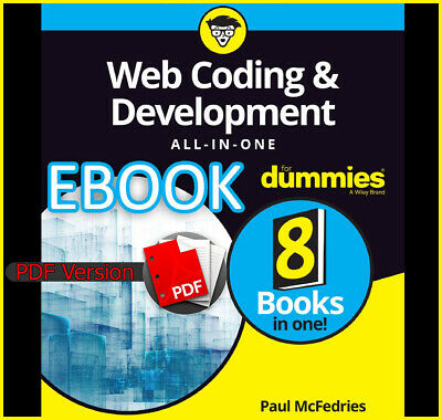 Web Coding & Development All-in-One For Dummies by Paul Mcfedries (ebook_pdf)