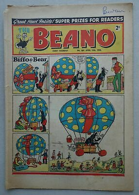 Beano comic EASTER 1952 #508 - 12 Apr GREAT COVER GD- (phil-comics)