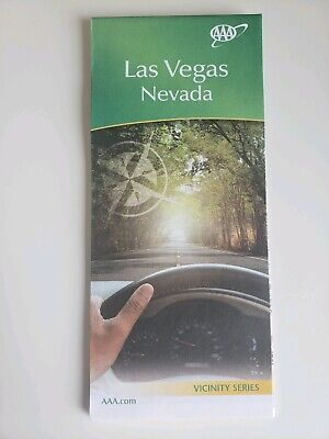 Las Vegas Strip Nevada City Map Roadmap Free Shipping