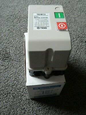 CED - TEW 11A6 dol Starter 12A 5.5Kw Direct on line STARTER