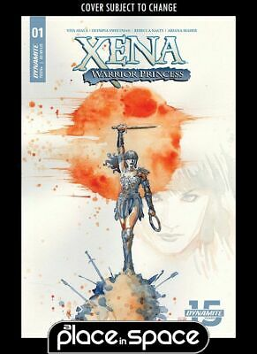 Xena: Warrior Princess, Vol. 2 #1A - Mack (Wk16)