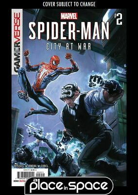 Marvel's Spider-Man: City At War #2A (Wk16)