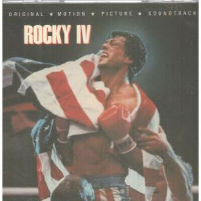 ROCKY IV Original Motion Picture Soundtrack CD Europe Sony Bmg 11 Track