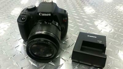 Canon EOS Rebel T5 18MP DSLR Digital SLR Camera W/ 18-55mm (PPP011477)