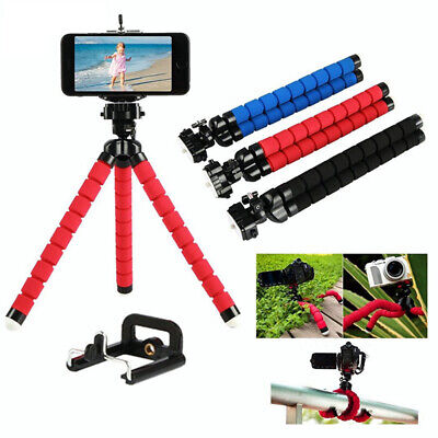 Universal Mini Small Octopus Tripod Stand For Digital Camera Mobile Phone Gopro