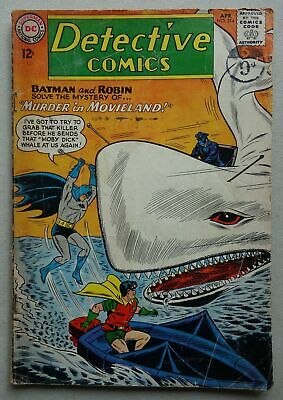 Detective Comics #314 - Apr 1963 Batman DC Comics FR+ (phil-comics)