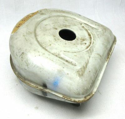 Vintage Bianchi Orsetto Moped Scooter Gas Tank Montgomery Wards Riverside