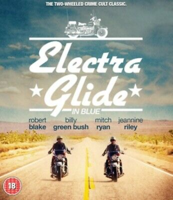 Electra Glide in Blue [Blu-ray], 5060098706524