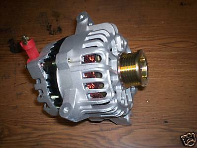 FORD 200 Amp 6g Excursion 5.4 6.8L 02 03 alternator/ F Series 5.4 6.8 02 2004