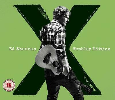 x (Wembley Edition) [CD+DVD], Ed Sheeran, Very Good CD+DVD