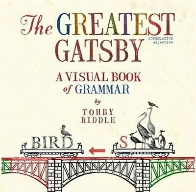 NEW The Greatest Gatsby By Tohby Riddle Paperback Free Shipping