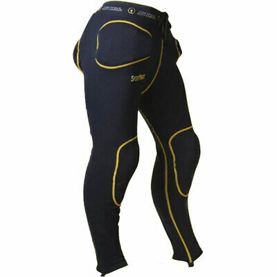 Forcefield Sport Level 2 Pants - Blue Yellow