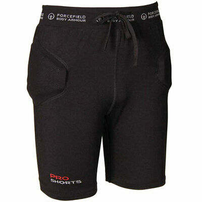 Forcefield X-V 1 Pro Shorts - Black