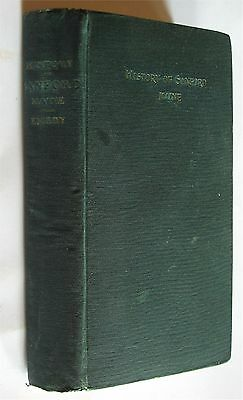 The History of Sanford Maine 1661 - 1900 first Emery genealogy York Co
