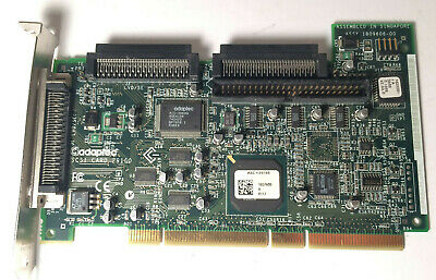 ADAPTEC AIC-7892 ULTRA160M PCI SCSI CARD DRIVERS WINDOWS 7