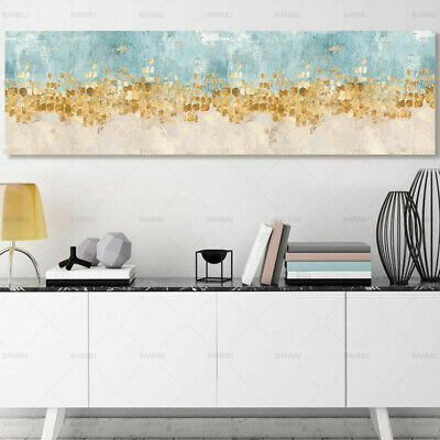 Abstract Oil Canvas Painting Poster Print Wall Art Picture Artwork Home Decor