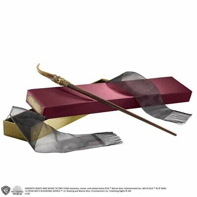 Fantastic Beasts Nicolas Flamel Wand : The Noble Collection - New