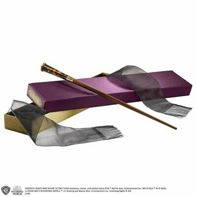 Fantastic Beasts Theseus Scamander Wand : The Noble Collection - New